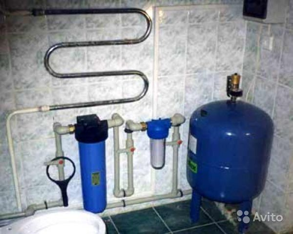 Гидроаккумуляторы для водоснабжения своими руками