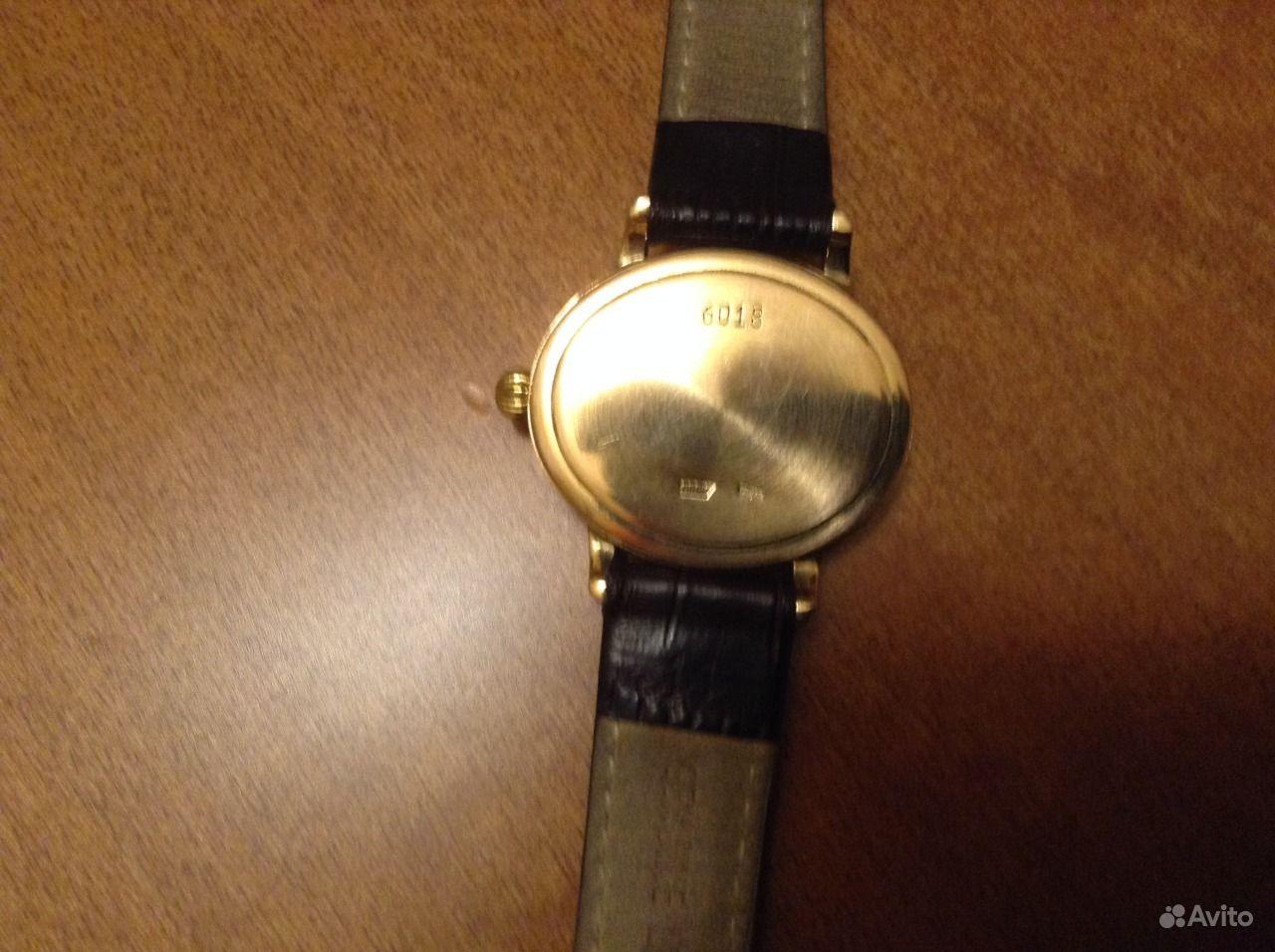часы платинор золотые фото