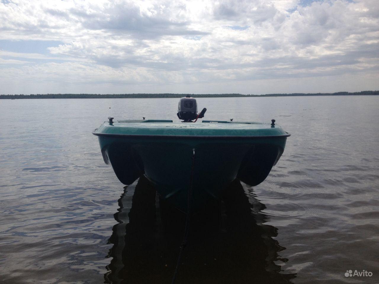 купить лодку и мотор на авито в мурманске