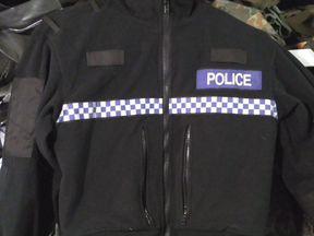 Флис полиция Великобритании
