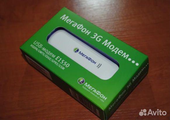 3G модем Huawei E1550 (под