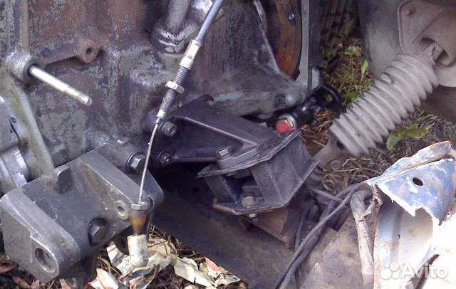 Лапы опоры для двигателя ВАЗ