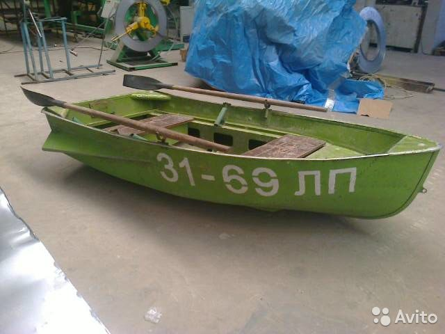 нужна регистрация лодки ерш