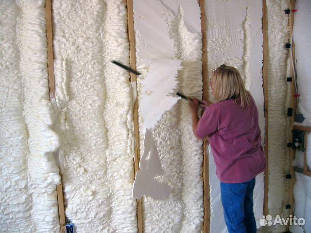 Как утеплить стены гипсокартоном своими руками