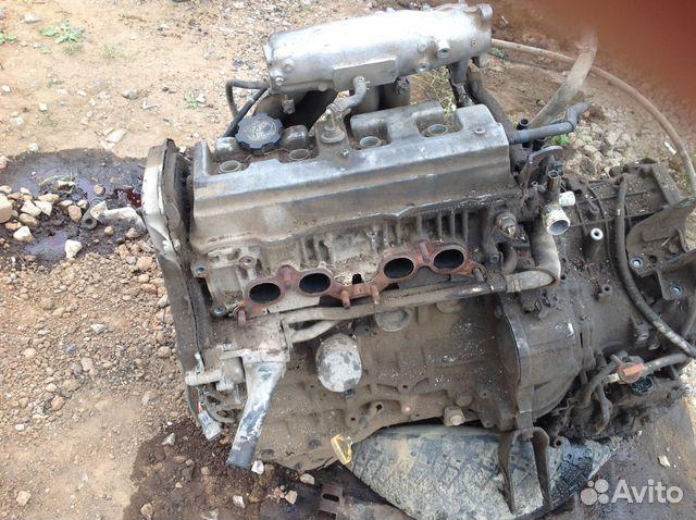 Двигатель 3 с тойота