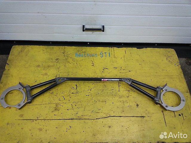 89625003353 Распорка передняя верхняя (Карбон ) Subaru Impreza