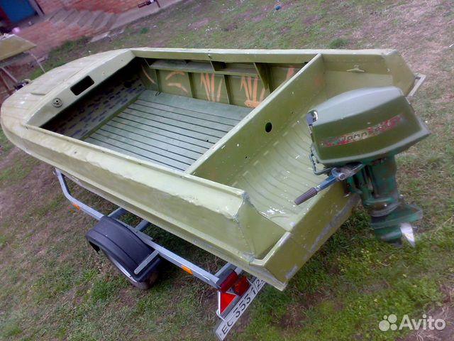 купить прицеп для лодки пвх в перми