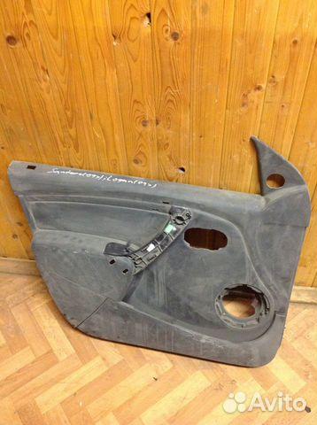 Как снять переднюю дверь рено логан