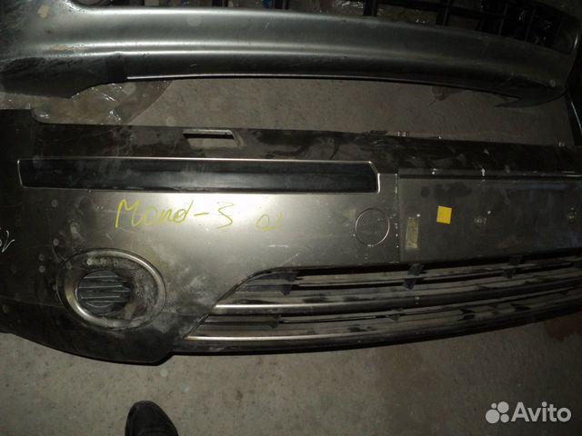 Юбка на передний бампер форд мондео фото 781-591