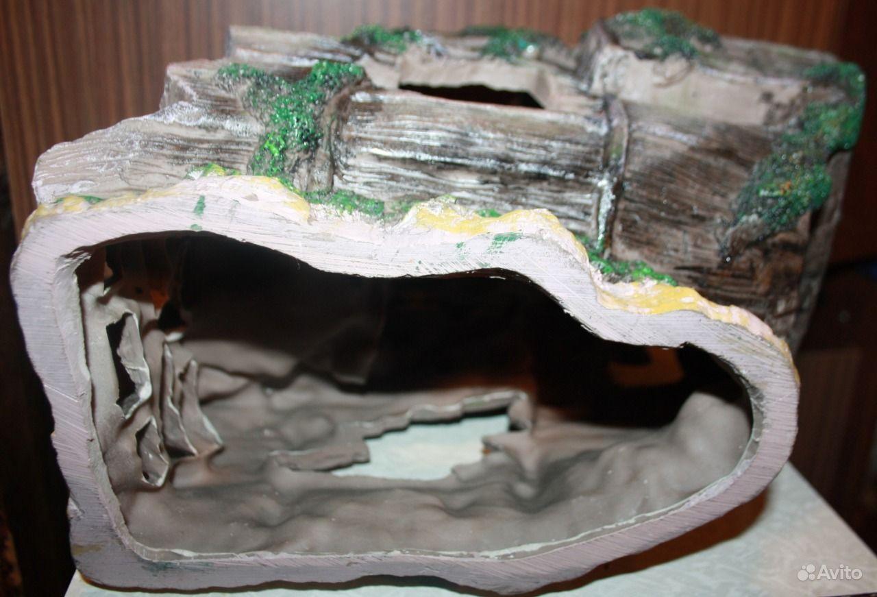 Грот для аквариума Фрегат в Москве - фотография № 5