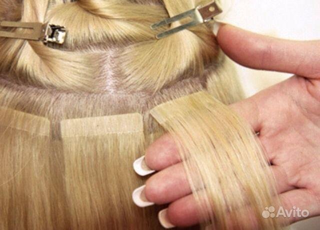 Наращивание волос на лентах отзывы