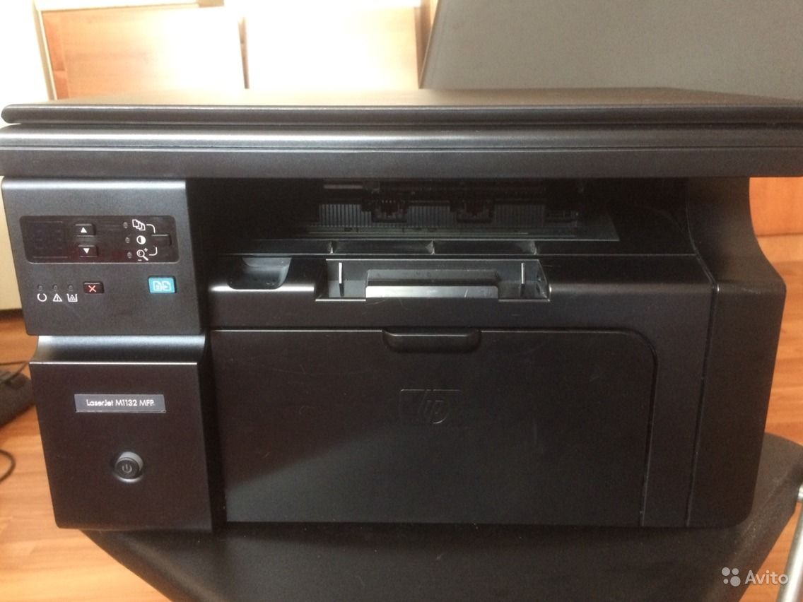 Cкачать драйвер HP LaserJet Pro M1132 бесплатно