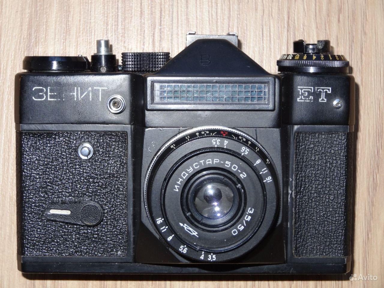 Какой фотоаппарат из зенитов лучше запомнился сразу