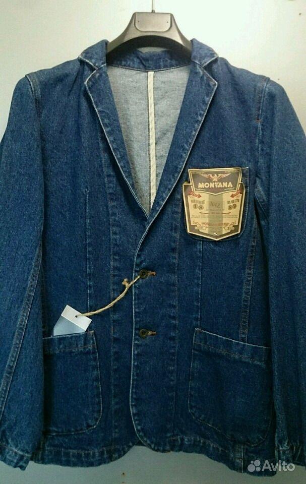 3219cb25f13 Джинсовый пиджак
