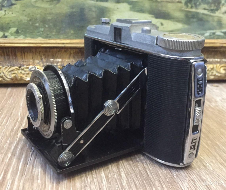 старые советские фотоаппараты гармошка показывают, что
