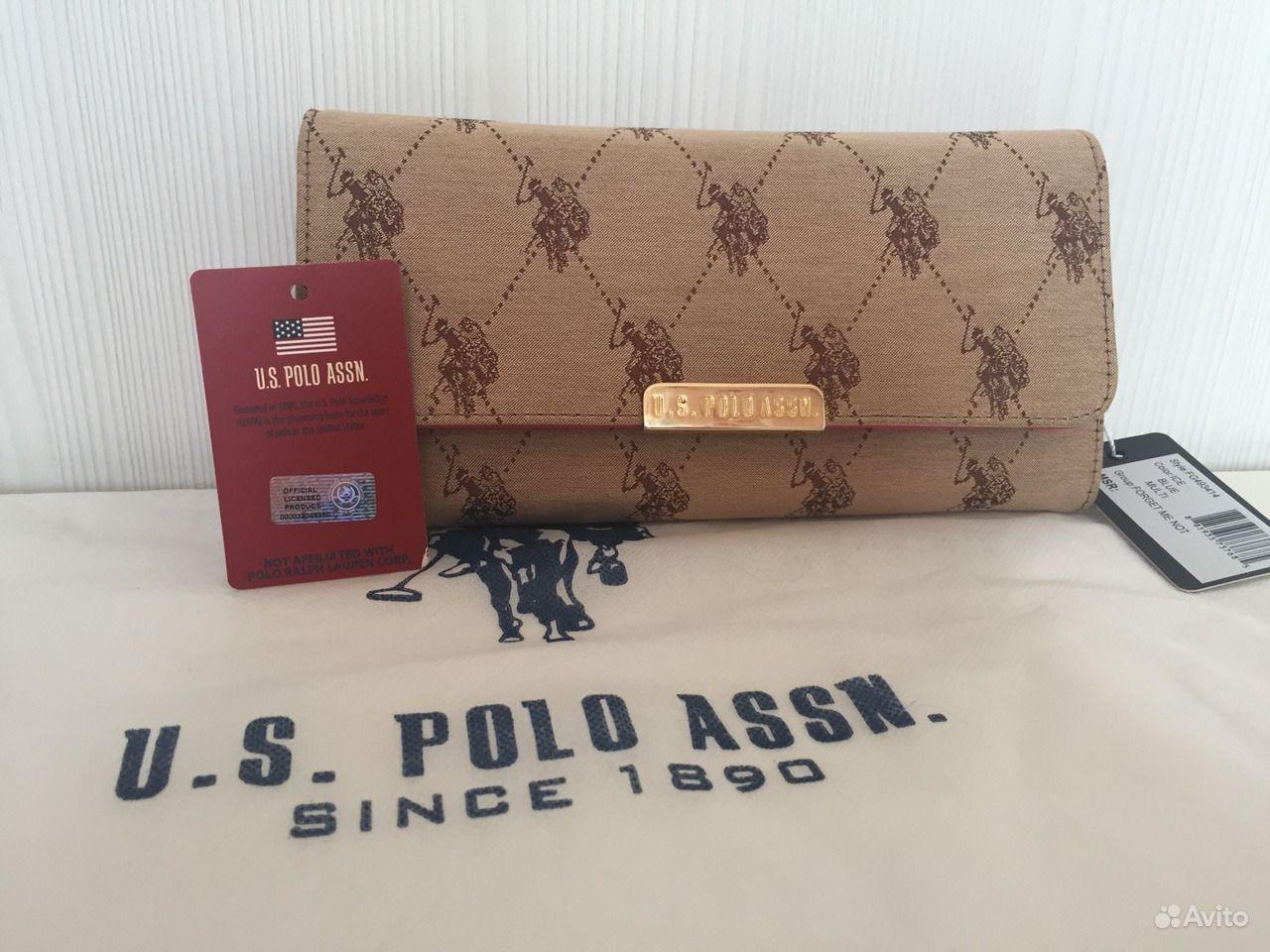 cbe20bbcc1fd Клатч женский фирменный U.S. Polo. Новый | Festima.Ru - Мониторинг ...