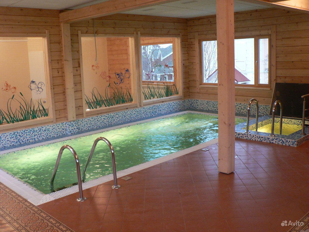 Проектирование бассейнов купить на Вуёк.ру - фотография № 1