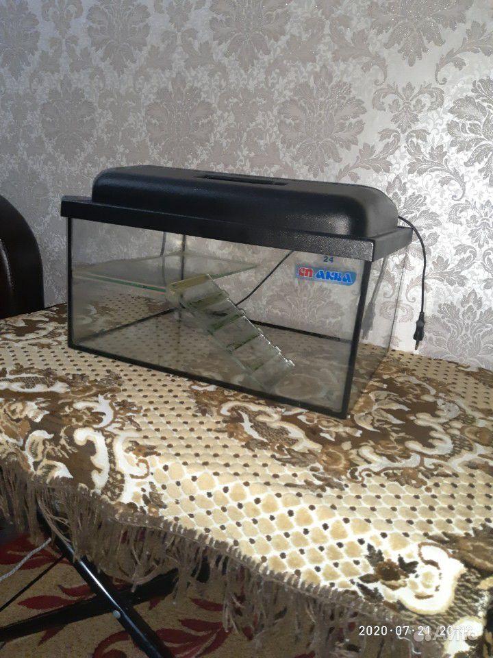 Аквариум купить на Зозу.ру - фотография № 1