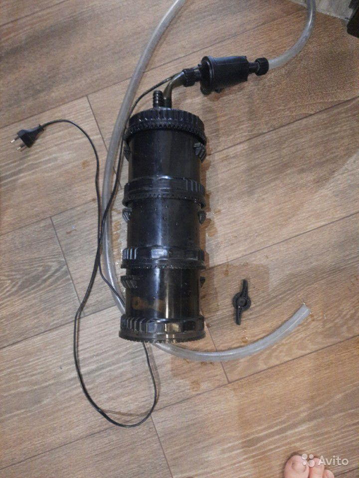 Внешний фильтр aquael купить на Зозу.ру - фотография № 2