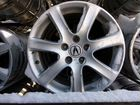 Диски литые R17 5x114.3 для Acura TSX, TL, Accord