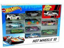 Набор машинок Хот Вилс (Hot Wheels) 8 в 1