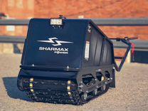 Мотобуксировщик Sharmax snowbear S500 1450 HP 18