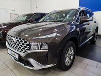 Hyundai Santa Fe, 2021, с пробегом, цена 2600000 руб.