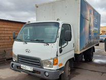Фургон грузовой hyundai