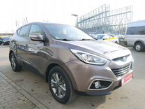 Hyundai ix35, 2014, с пробегом, цена 915000 руб.