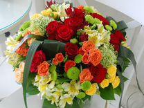 Доставка цветов по городу воронеж телефон — photo 6