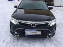 Toyota Camry, 2017 г., Нижний Новгород