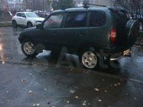 Chevrolet Niva, 2007 г., Уфа