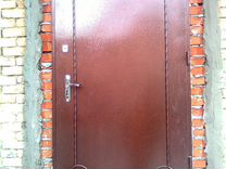 Железные двери входные фото самодельные