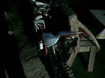 Продам Kayo155mx(125cc)