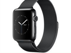 Apple Watch Series 2 42mm Black Milanese Loop
