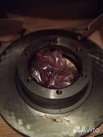 Allied nippon ADC1802V Диск тормозной для а/м газ