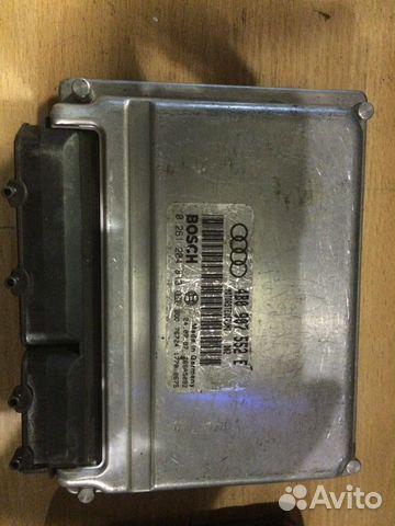Блок управления двигателем Ауди 4B0907552E— фотография №1