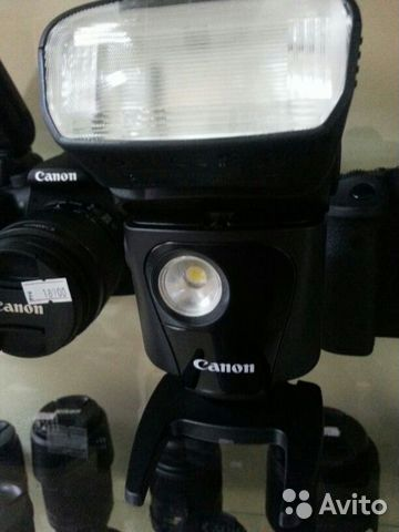 Canon Speedlite 320EX new— фотография №1