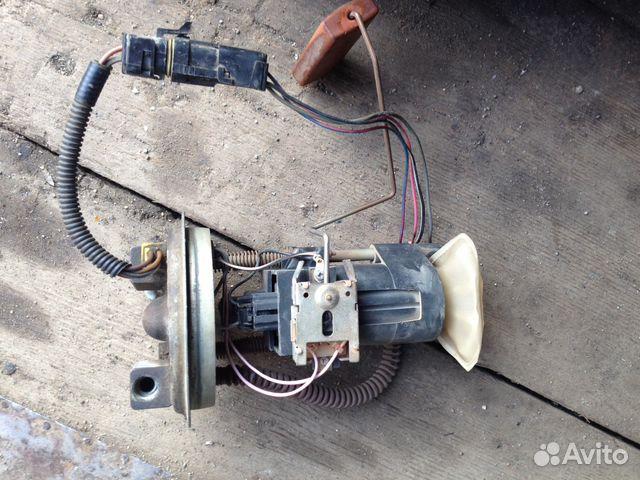 Фото №16 - характеристика бензонасоса ВАЗ 2110 инжектор