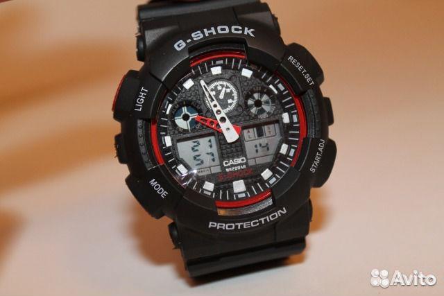 Сколько стоят часы g shock