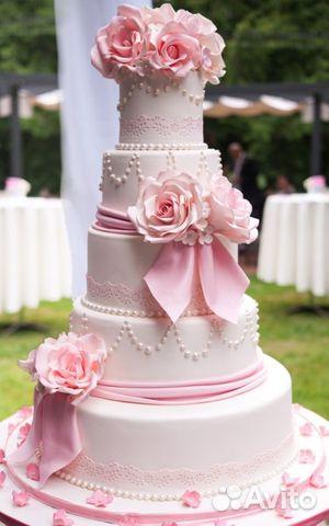 Свадебный торт который расчитан на 100 человек фото цена