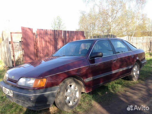 такие форд скорпио 1990 в москве тип изделий