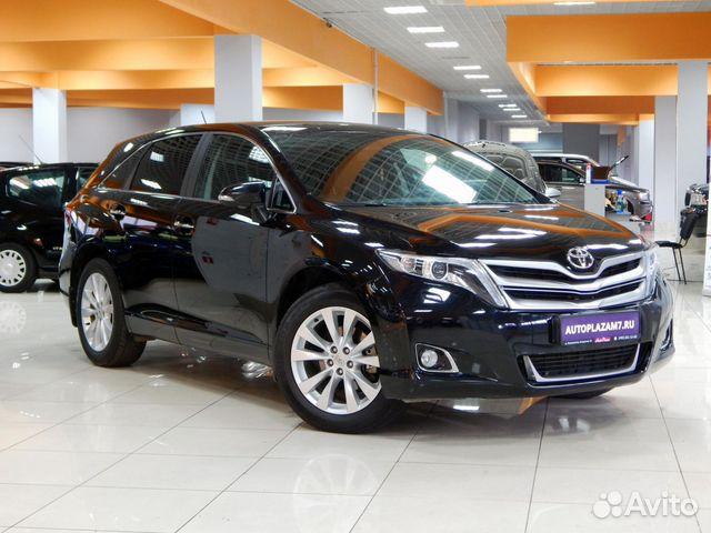Toyota Venza 2014 отзывы