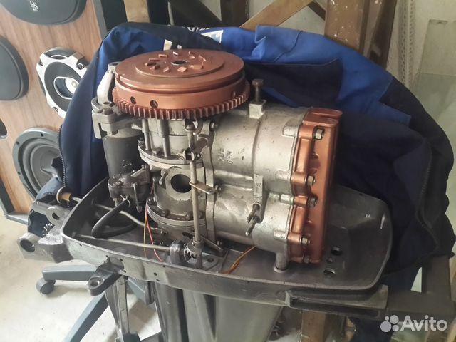 купить с рук лодочный мотор вихрь 30