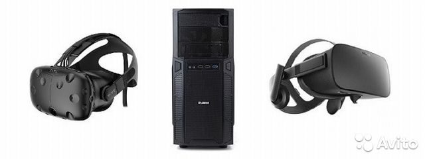 34e52e8e301fa VR-ready игровой компьютер(виртуальная реальность) | Festima.Ru ...
