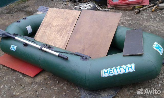цены лодки нептун