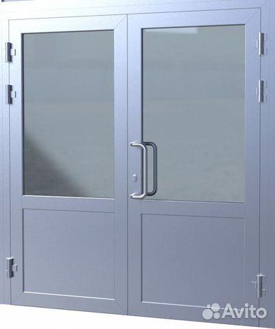 двери входные 2 х 120