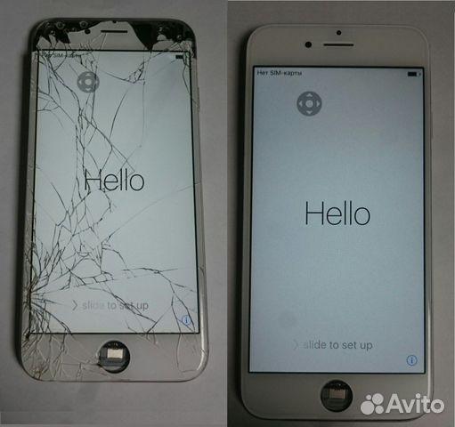 ремонт стекло айфон