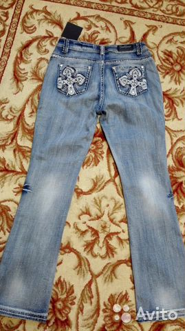 6a8dbab0a63 Новые джинсы американские