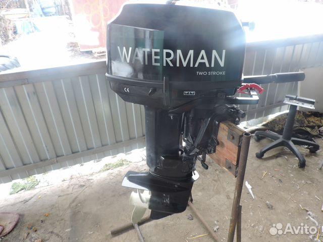 лодочные моторы ватерман в волжском